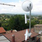 antenna linefiber cerrisi