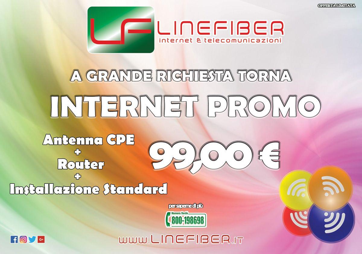 internet promo